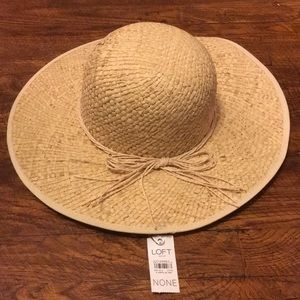Loft Beach Hat NWT